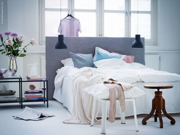 DIY - egen sänggavel