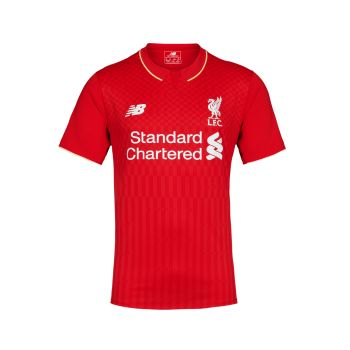 LFC 15/16 Kids Short Sleeve Home Shirt, £41.99