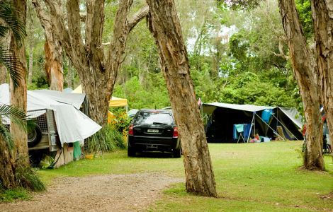 You'll quickly see why Discovery Parks - Emerald Beach is an award-winning holiday park