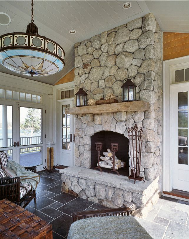 119 Best Images About Sunroom On Pinterest Fireplaces
