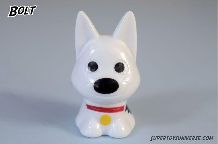 Disney Wikkeez #bolt #Dogs #disney #wikkeez #collectables #minifigures #disneywikkeez #toys #toyphotography