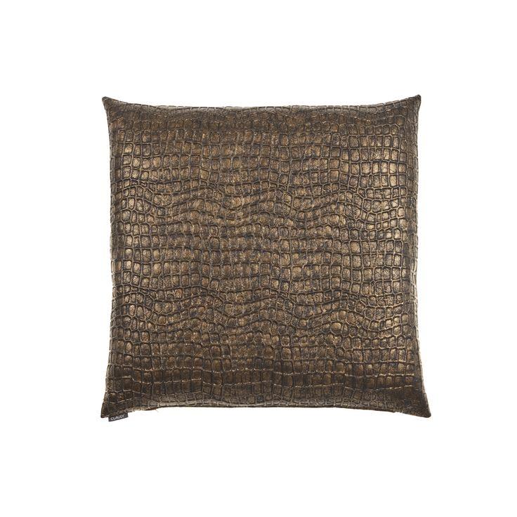Claudi Exclusive Cushions Fabiano Bronze 60x60 cm