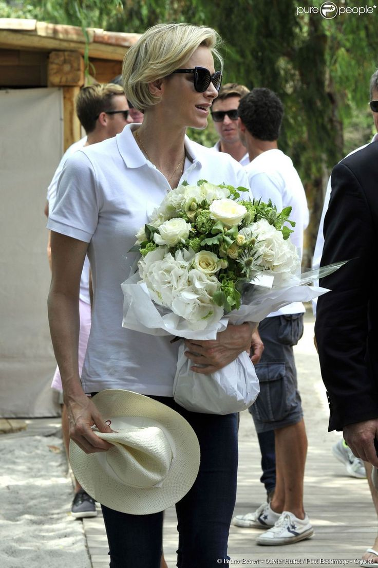 June 23, 2015. Princess Charlene.