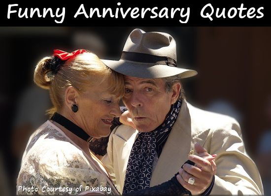 Funny Wedding Anniversary Quotes