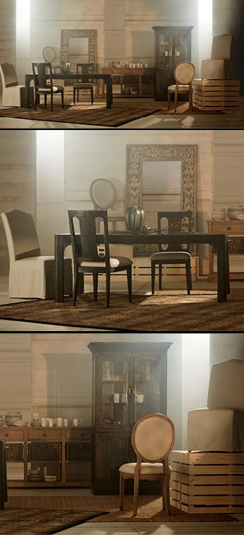 What does a $5,000 dining room look like? It's a little bit rustic and all parts tasteful and chic.