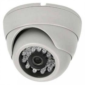 Camera de supraveghere, de tip DOM, color 1/4 SHARP CCD 420 linii TV. Destinata solutiilor de supraveghere interioare, este o camera de tip DOM cu vedere pe timp de noapte (infrarosu).