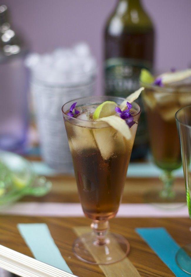 Spiced ginger cocktail | Good Magazine Photography Sarah Heeringa