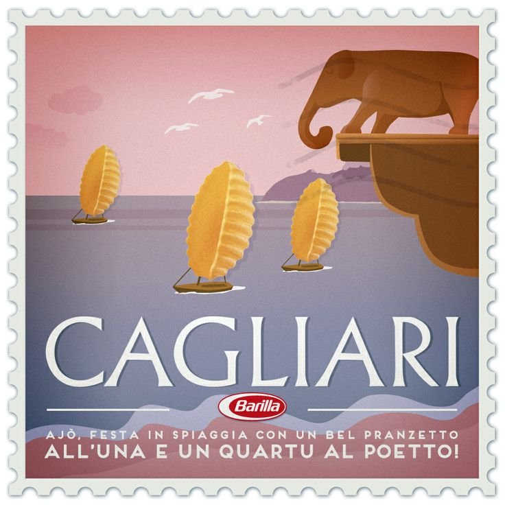 #Cagliari Ajò. Festa in spiagga con un bel pranzetto, all'una e un quartu al Poetto!