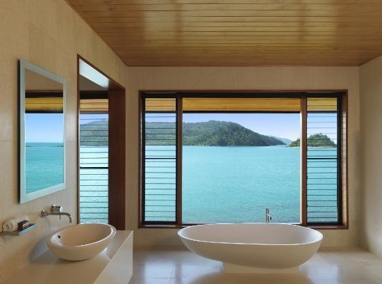 Qualia Resort on Whitsunday Island super expensive, super luxury private resort