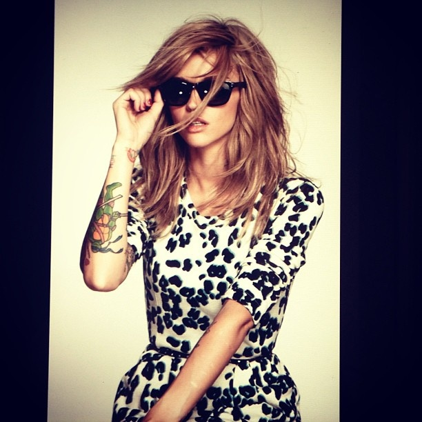 #rubyrose for jag  #tattoo #ink