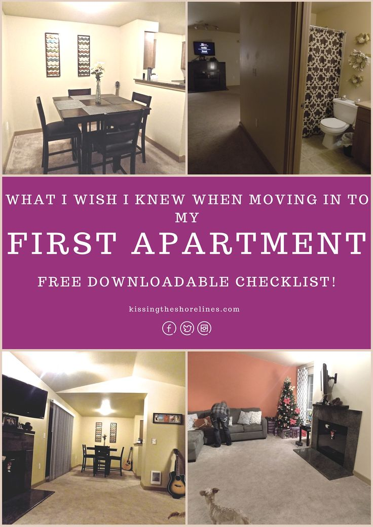 I Was SO Excited When My Husband And Were Moving Into Our First Apartment Together