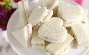 Bridal Shower Tea Sandwich Menu