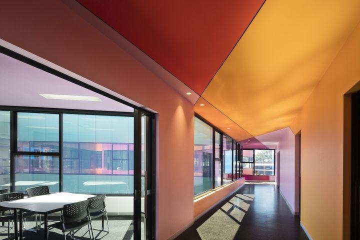Ivanhoe Grammar School by McBride Charles Ryan, Melbourne – Australia » Retail Design Blog