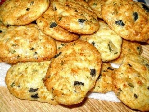 Греческое печенье, которое никак не сказывается на фигуре