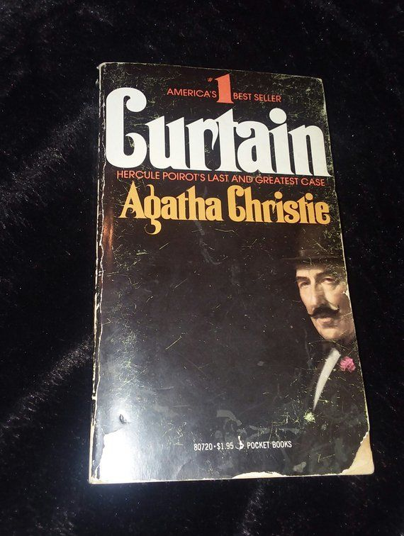 Curtain By Agatha Christie Agatha Christie Pocket Books Agatha