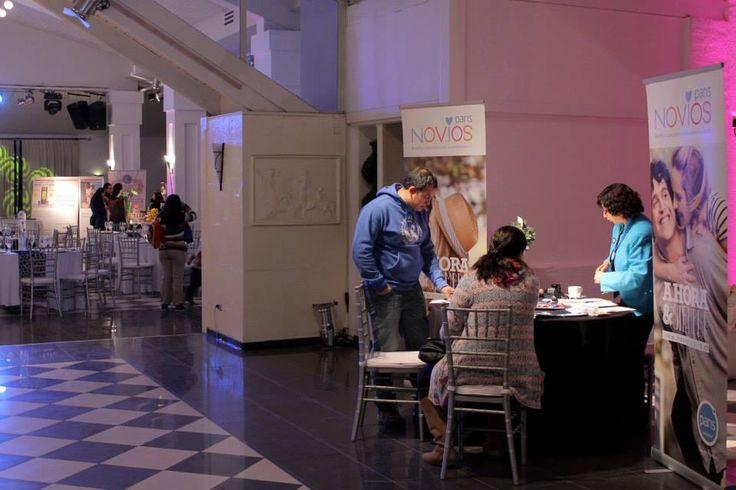 #Expo #Novios #CasaBlanca 2014  www.cbeventos.cl