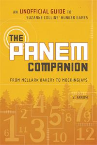 We review The Panem Companion by V. Arrow! It's the companion book that superfans DESERVE! http://www.welcometodistrict12.com/2012/12/book-review-companion-devoted-fans.html