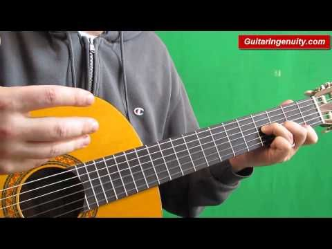 ▶ How to play the Bm Chord Guitar Chord - B Minor Guitar Chord Tutorial - YouTube