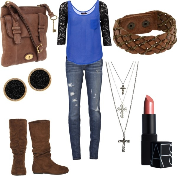 """Dress like.... Tori Vega"" by lissunicorn ❤ liked on Polyvore"