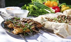 Oferta: Specjały kuchni libańskiej: 60 zł za groupon wart 100 zł i więcej opcji w restauracji Fenicja (do -40%), w Warszawa. Cena: 60zł