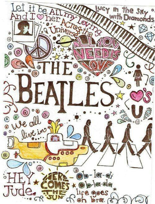 the beatles hippie - Buscar con Google
