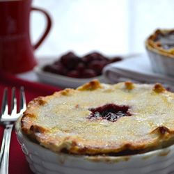 Cherry Pie Recipe Using Canned Filling.. Prob the easiest