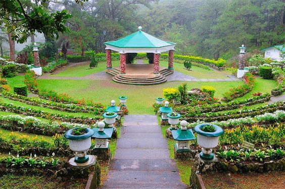 Camp John Hay, Baguio, Benguet, Philippines (Photo not mine. Credit to Owner.)