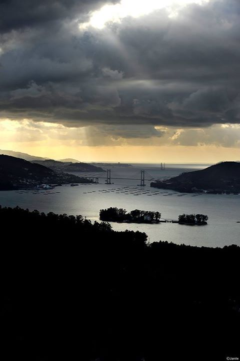Isla de San Simón - Ría de Vigo - Hotelgranproa.com