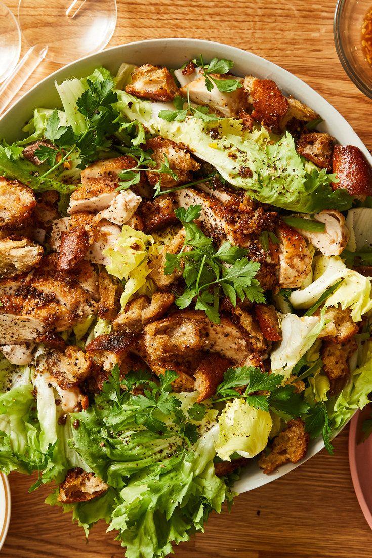 Chicken Salad Recipe Nyt