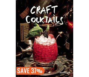 this is a great cocktail book! Craft Cocktails