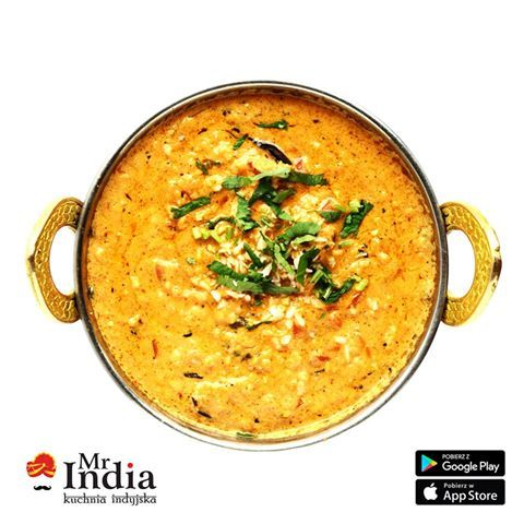 Have you tried #dahiwalabaingan, which is #eggplant in? 😁 we recommend all the interesting & inspiring flavors. 👌🍴 http://www.mrindia.pl/