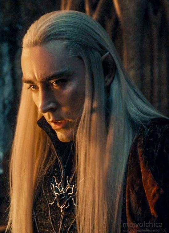 my favourite ELF. | actors - hobbit - lotr | Thranduil ...