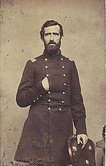 Brigadier General Thomas Welsh (1824–1863)