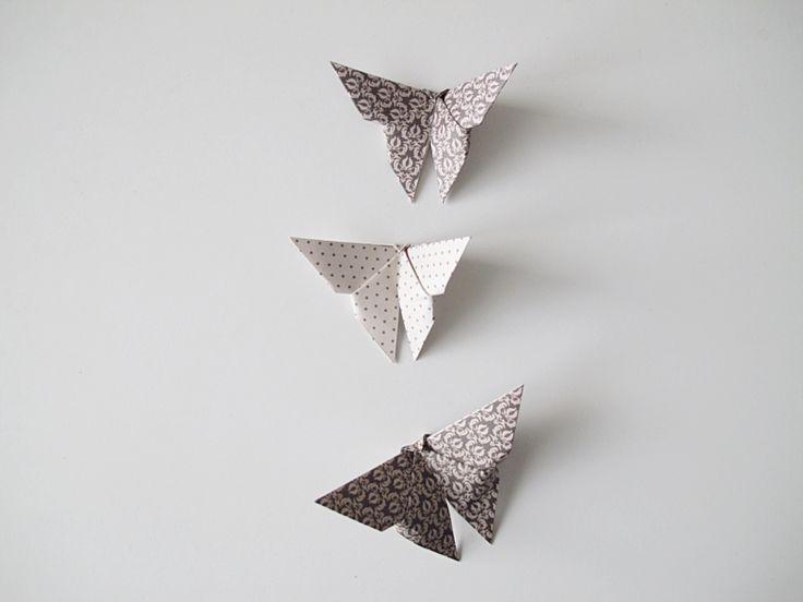 FOLD BUTTERFLIES | DESIGN AND FORM