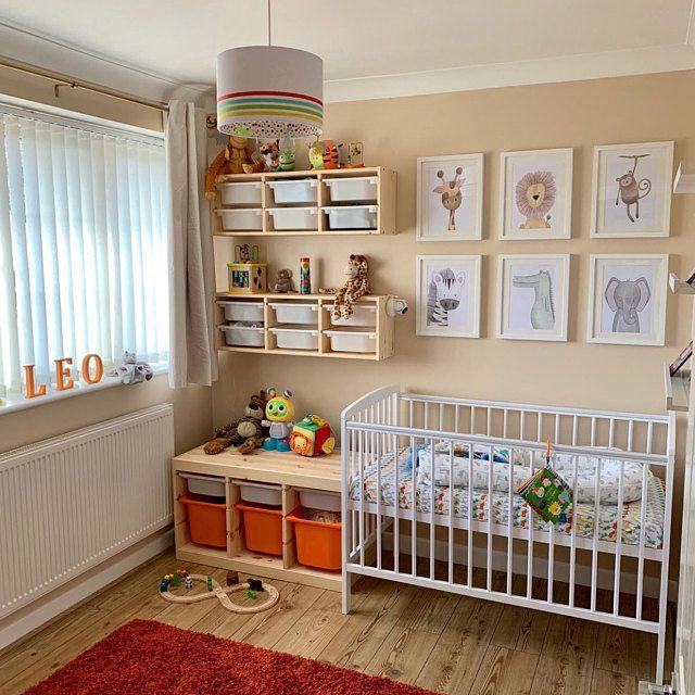 Animal Nursery Decor