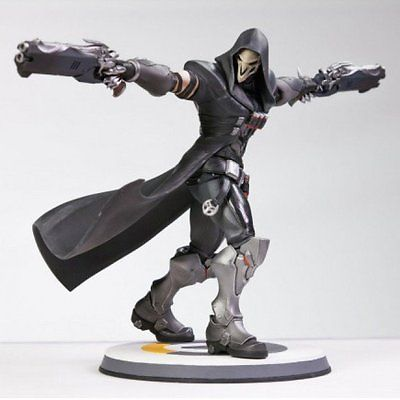 """Official Overwatch Blizzard Reaper 12"""" Statue - Preorder 