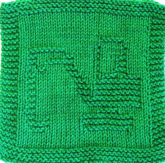 Knitting Pattern BACKHOE PDF by ezcareknits on Etsy, $2.75