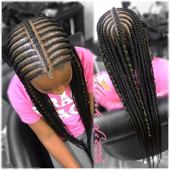 10 Cute And Trendy Back To School Natural Hairstyles For