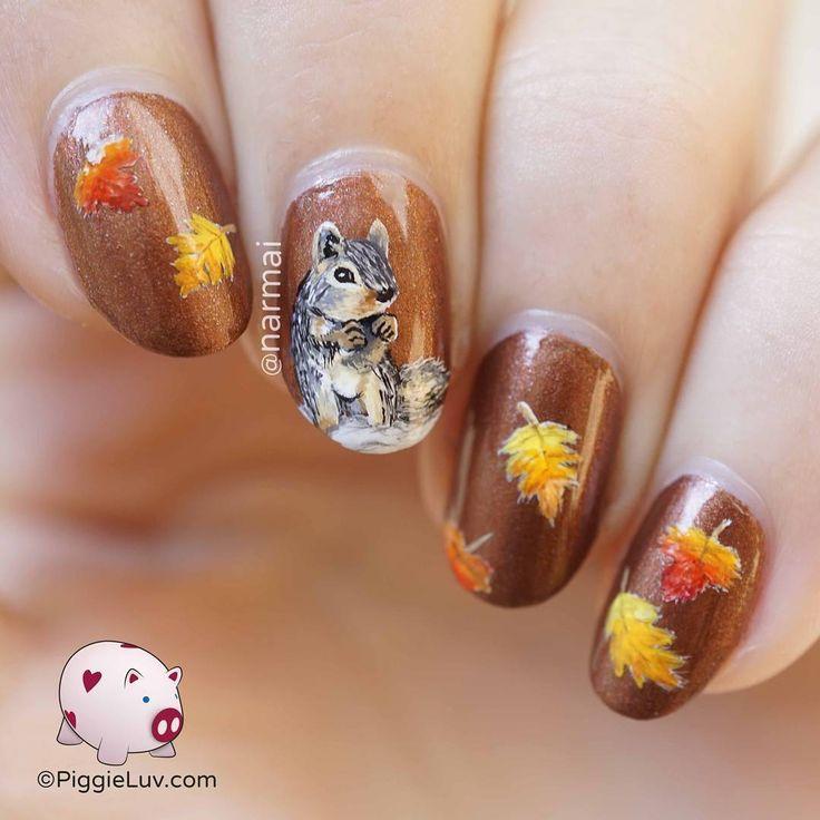Thanksgiving Nail Art Tutorials: 15124 Best Nail Polish,designs,colors And Diy Nails Images