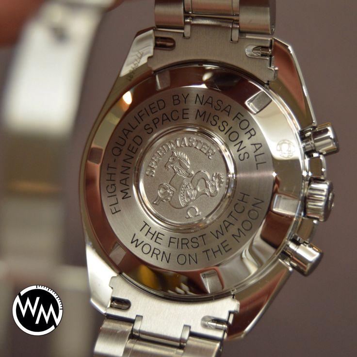 Omega Speedmaster Moonwatch!!!  Sweeeeet!!  Enjoy!!!