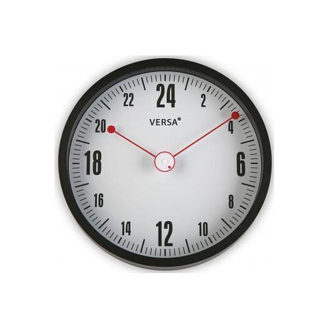 Plus de 1000 id es propos de horloge synopte sur pinterest - Horloge murale blanche ...