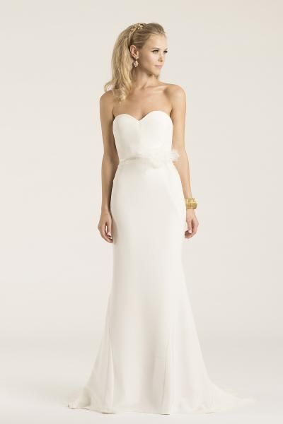 HALSTON. The A-list of iconic style. | Amy Kuschel DECO to DISCO wedding gown, http://amykuschel.com/