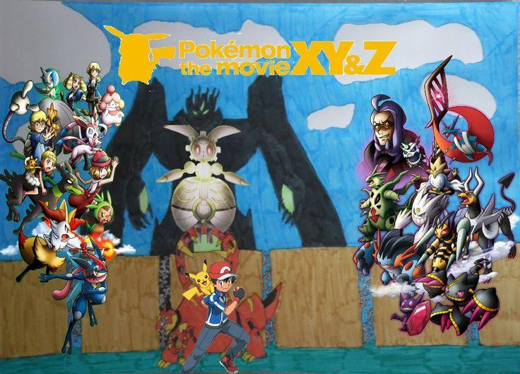 pokemon the movie xy&z
