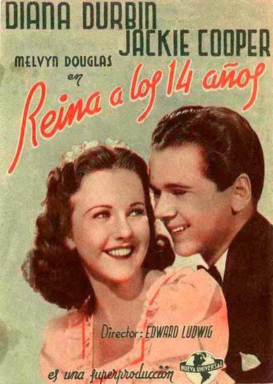 "Reina a los 14 años (1938) ""That Certain Age"" de Edward Ludwig - tt0030854"