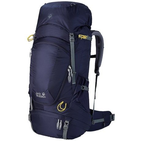 Jack Wolfskin Highland Trail XT 60 Backpack in Evening Blue