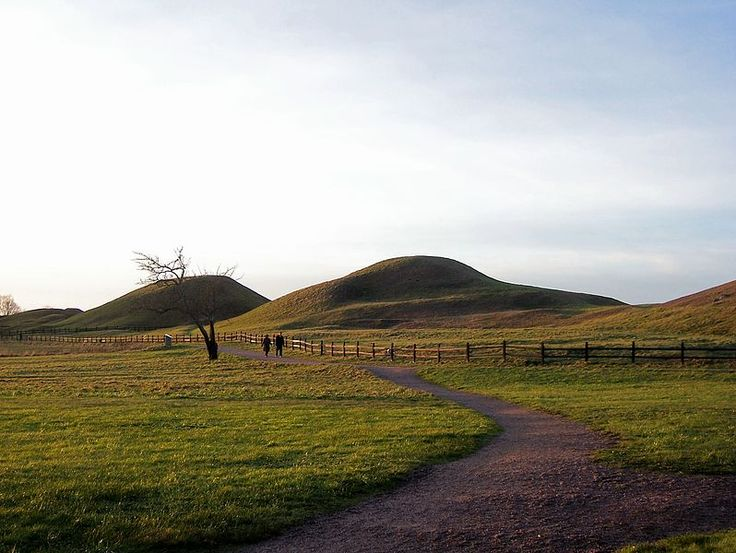 Uppsala Mounds