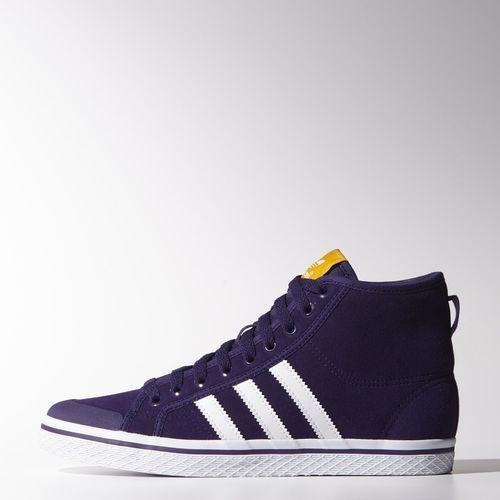 adidas - Honey Stripes Mid-sko