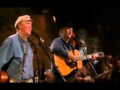 The Last Thing On My Mind - Tom Paxton & Liam Clancy - Two Old Pros