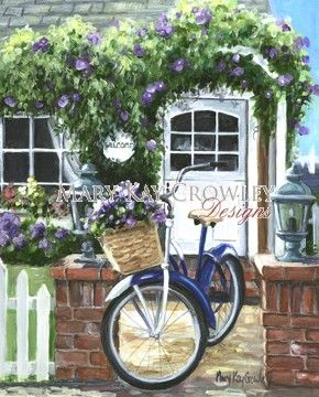Welcome ~ Mary Kay Crowley