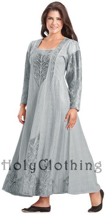 Morgana Medieval Velvet Satin & Lace Tudor Princess Dress Gown - Dresses